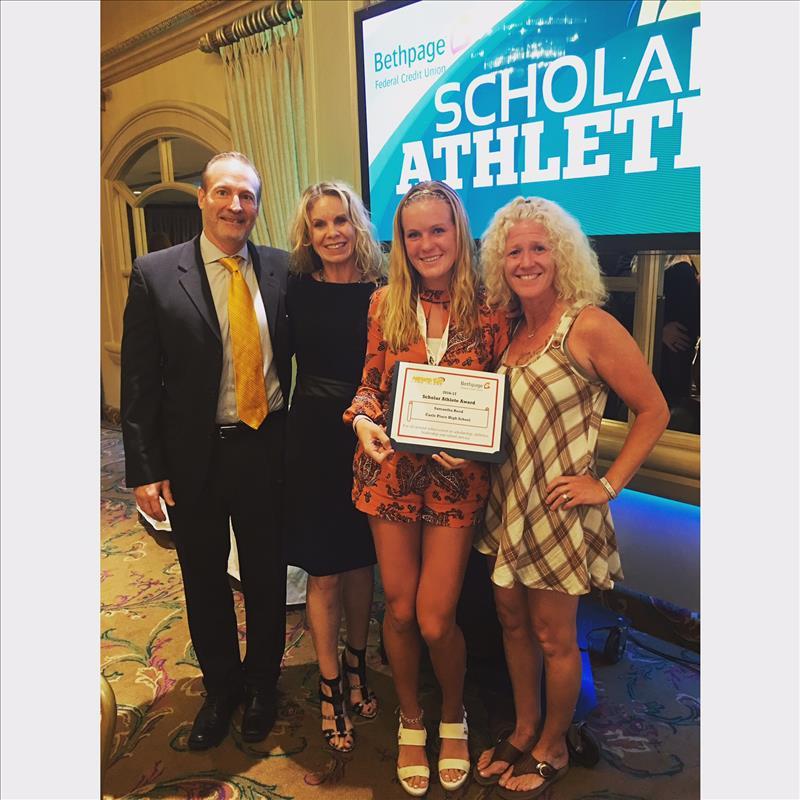 News 12 Long Island Scholar-Athlete Award image