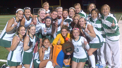 Field Hockey Leaps to Victory