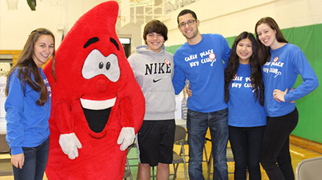 Blood Drive Donations