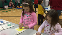 Students Take on Fun Challenges in VIP Math Night  photo thumbnail164643