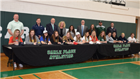 Carle Place Athletes Make Their Mark