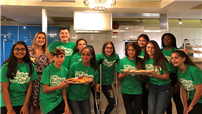 Builders Club Volunteers at Ronald McDonald House photo thumbnail136570